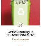 Book Action publique et environnement_Lascoumes