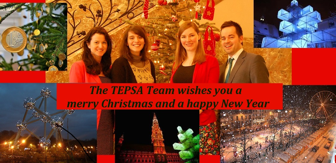 Christmas Greetings TEPSA team