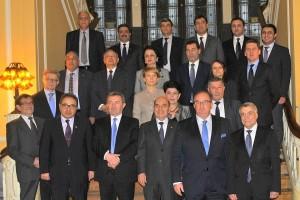 Azeri Delegation