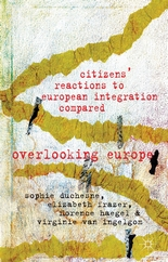 BOOK Citizens' Reactions to European Integration Compared. Overlooking Europe