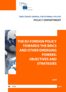 Cover website BRICS and other emerging powers