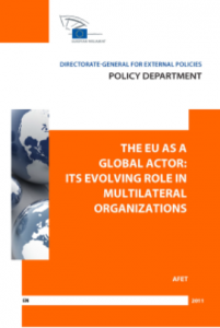 Cover website multilateral organisations
