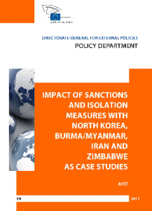Cover website impact of sanctions