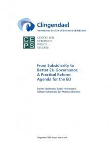 Report Clingendael