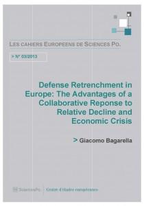 Les cahiers européens de Sciences Po